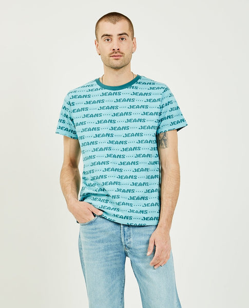LEVI'S VINTAGE CLOTHING Graphic Jeans Tee