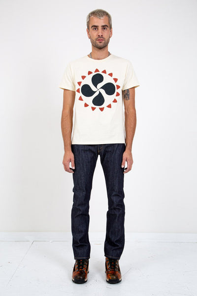 LEVI'S VINTAGE CLOTHING Graphic Tee Lambswool White