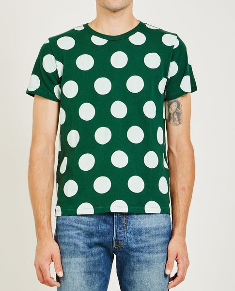 LEVI'S VINTAGE CLOTHING GRAPHIC TEE OVERSIZED DOT FOG