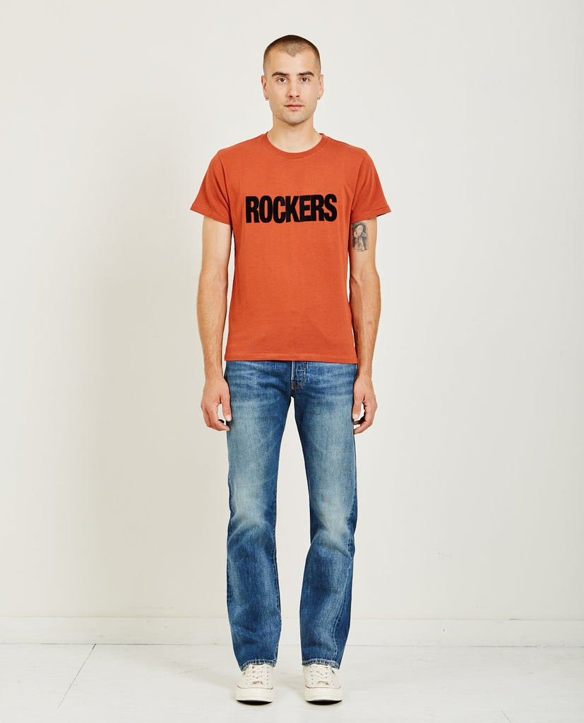 LEVI'S VINTAGE CLOTHING-GRAPHIC TEE ROCKERS PICANTE-Men Tees + Tanks-{option1]