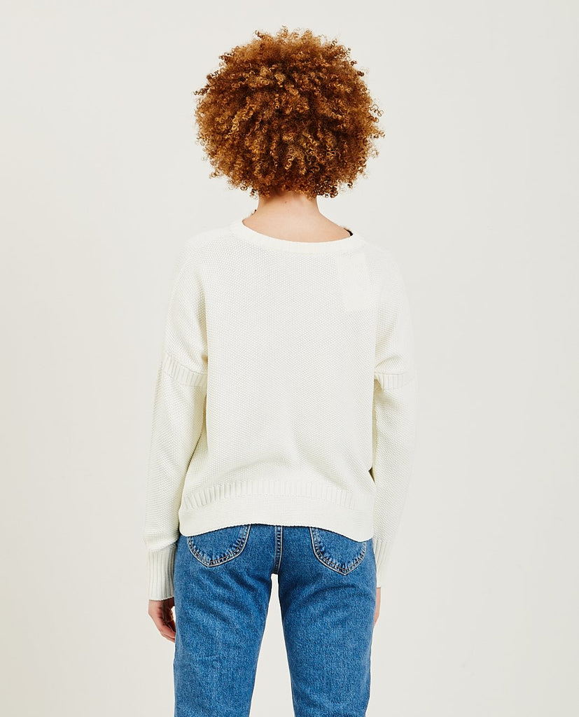 TRIAA-Guernsey Sweater-SUMMER20 WOMEN SWEATERS + SWEATSHIRT-{option1]