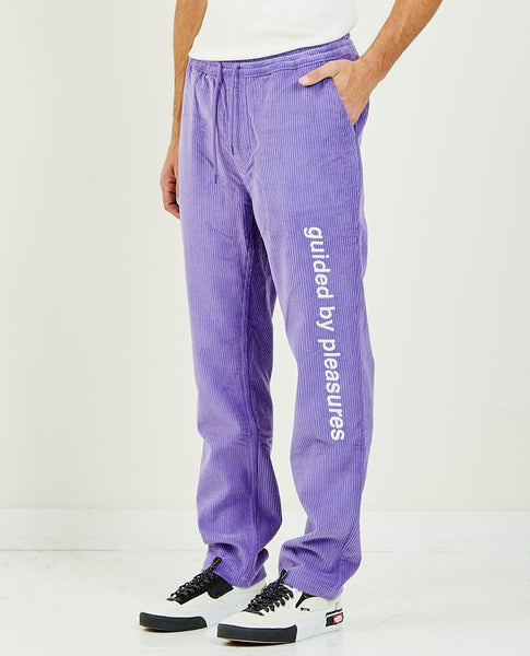 PLEASURES GUIDED BY PLEASURES CORDUROY PANT