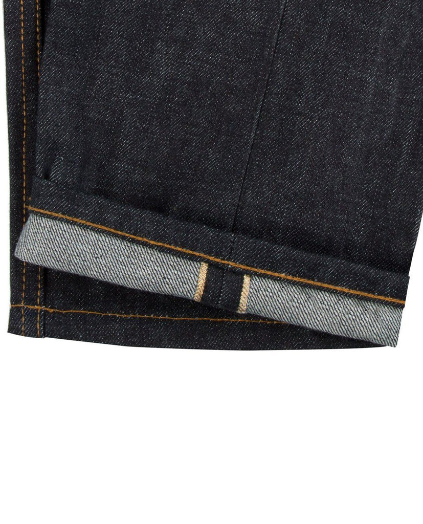 GUILE SONIC BOOM SELVEDGE WEIRD GUY-NAKED & FAMOUS-American Rag Cie