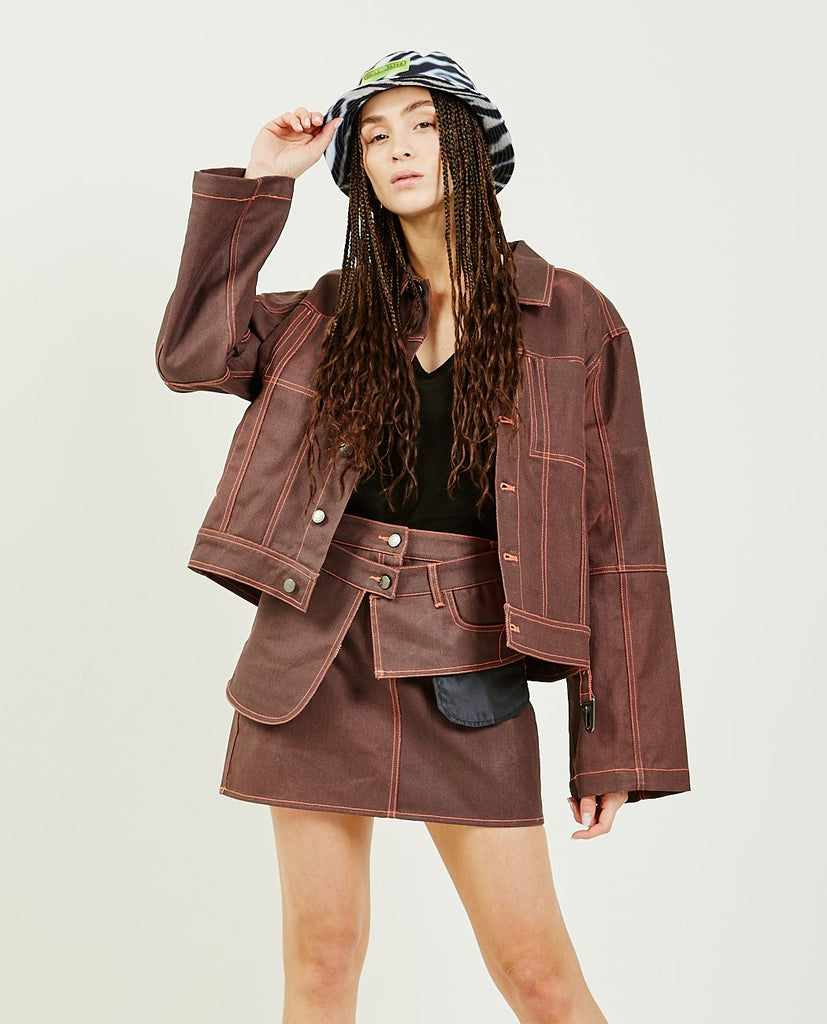 DAILY PAPER-Hagree-SUMMER20 Women Coats + Jackets-{option1]