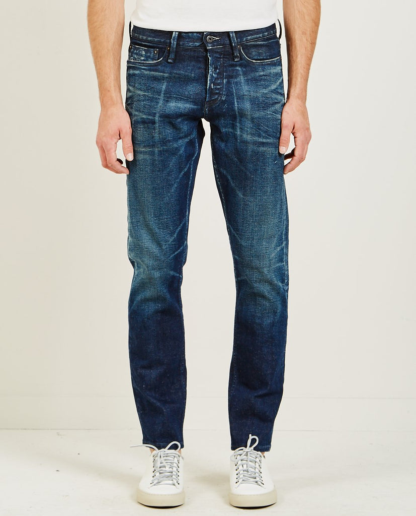 DENHAM-HAMMER JEANS JDCNLS-Men Straight-{option1]