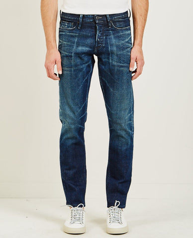 HUDSON BLAKE SLIM STRAIGHT JEAN INTERSTATE