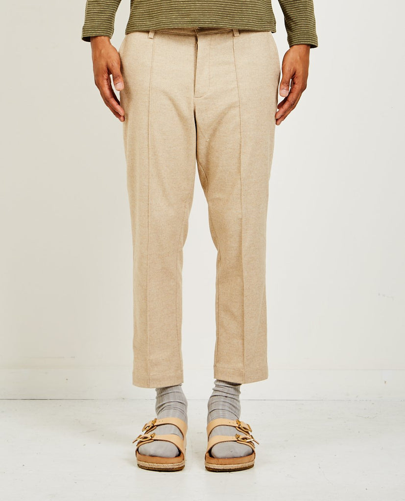 YMC-HAND ME DOWN TROUSERS-Men Pants-{option1]
