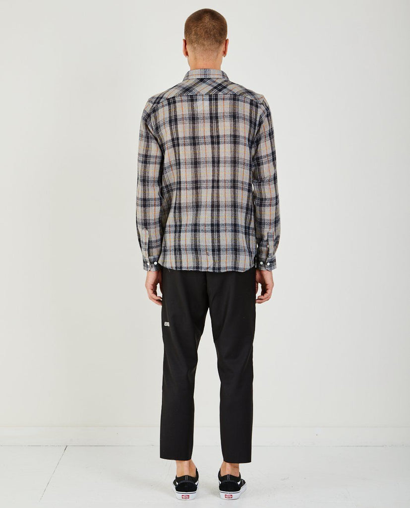 HANS LOOSE WEAVE GAUZE SHIRT-NORSE PROJECTS-American Rag Cie