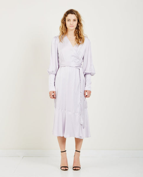 BIRGITTE HERSKIND HARPER WRAP DRESS