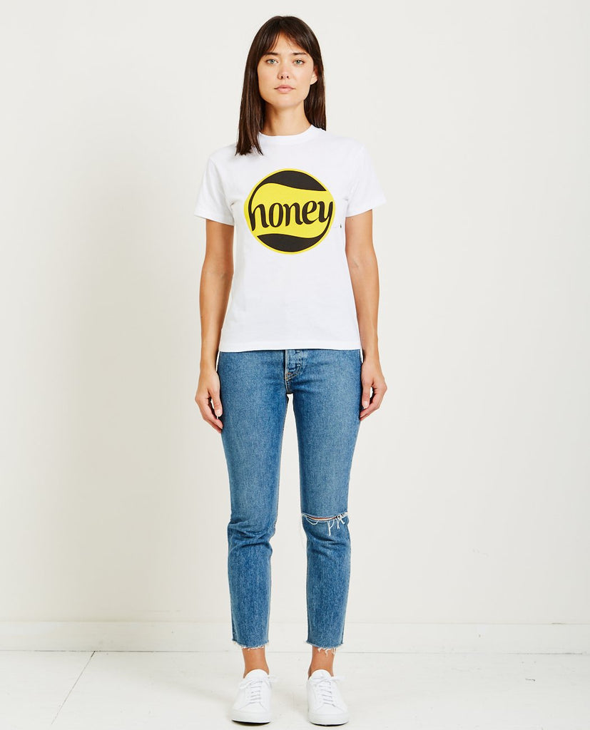 GANNI HARWAY HONEY TEE
