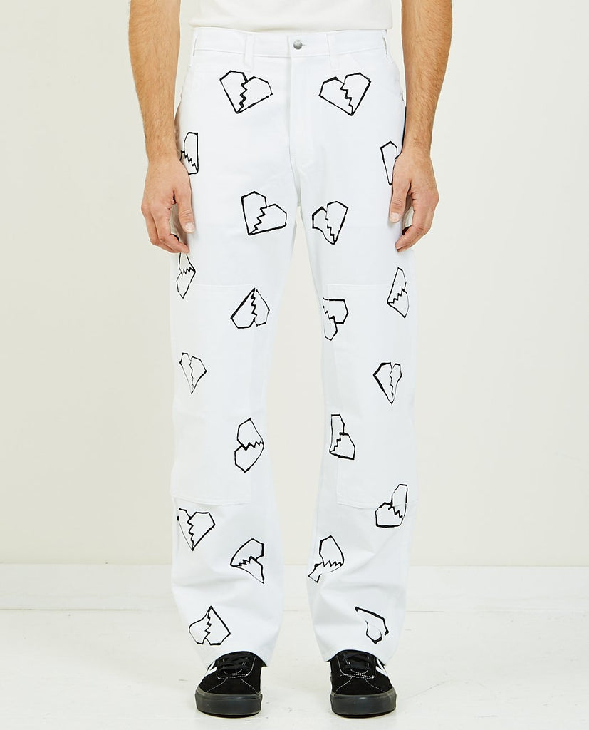 FOR THOSE WHO SIN-HEARTBREAKERS PAINTER PANT-Men Pants-{option1]