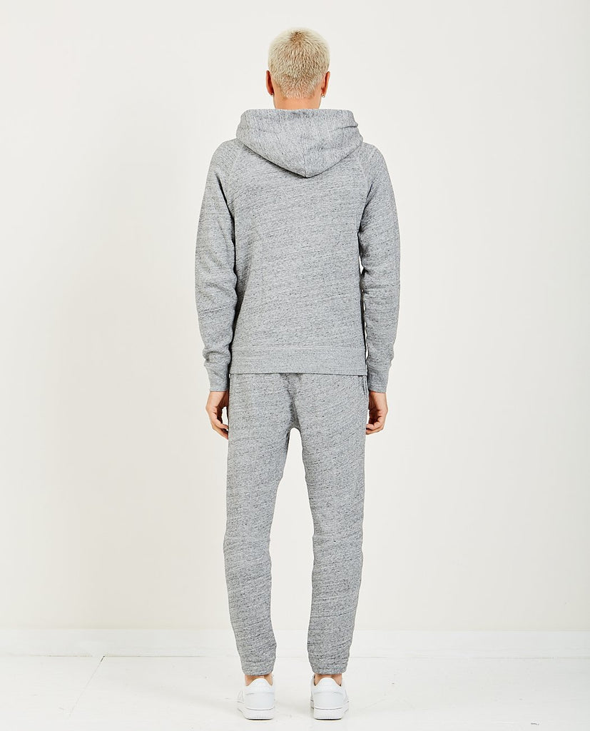 ALEX MILL-HEATHER FRENCH TERRY HOODIE-Men Sweaters + Sweatshirts-{option1]