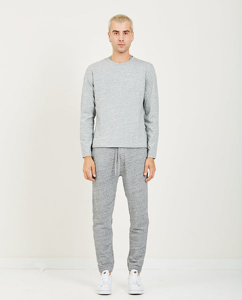 ALEX MILL HEATHER STANDARD LS TEE