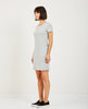 HEAVY JERSEY DRESS HEATHER-STATESIDE-American Rag Cie
