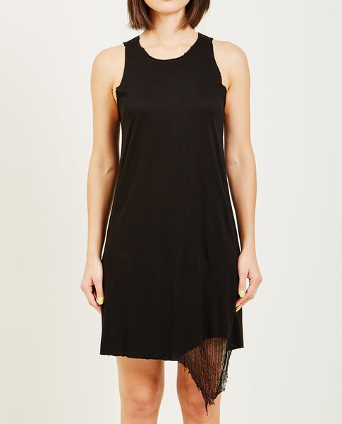 RAQUEL ALLEGRA HEAVYWEIGHT MUSCLE TANK DRESS