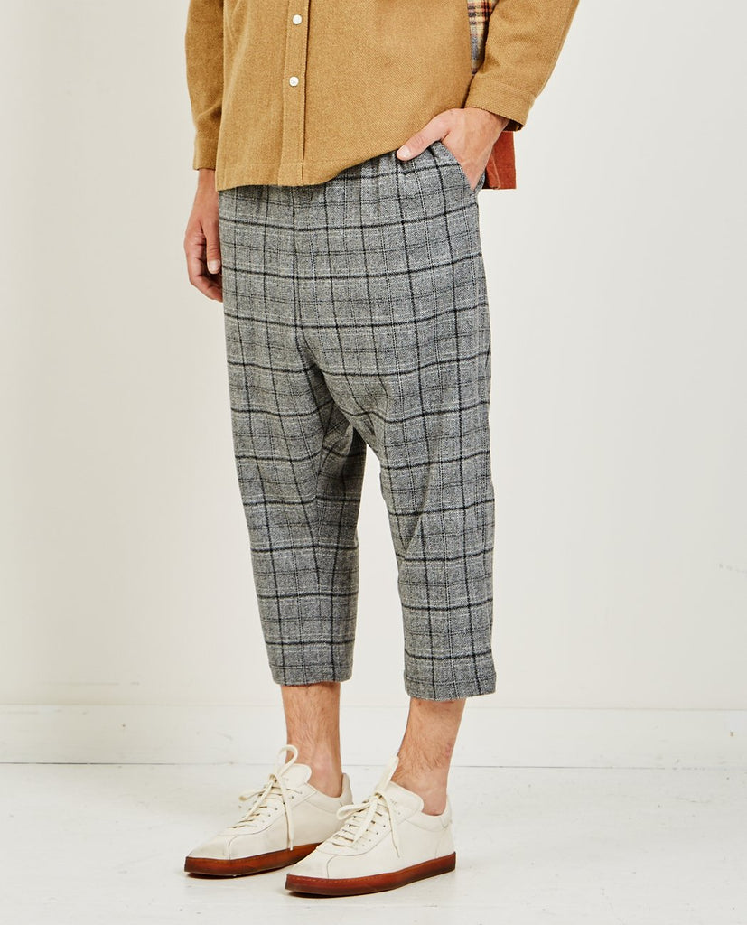 GREI NEW YORK-HERMAN DROP CROP PANT-Men Pants-{option1]