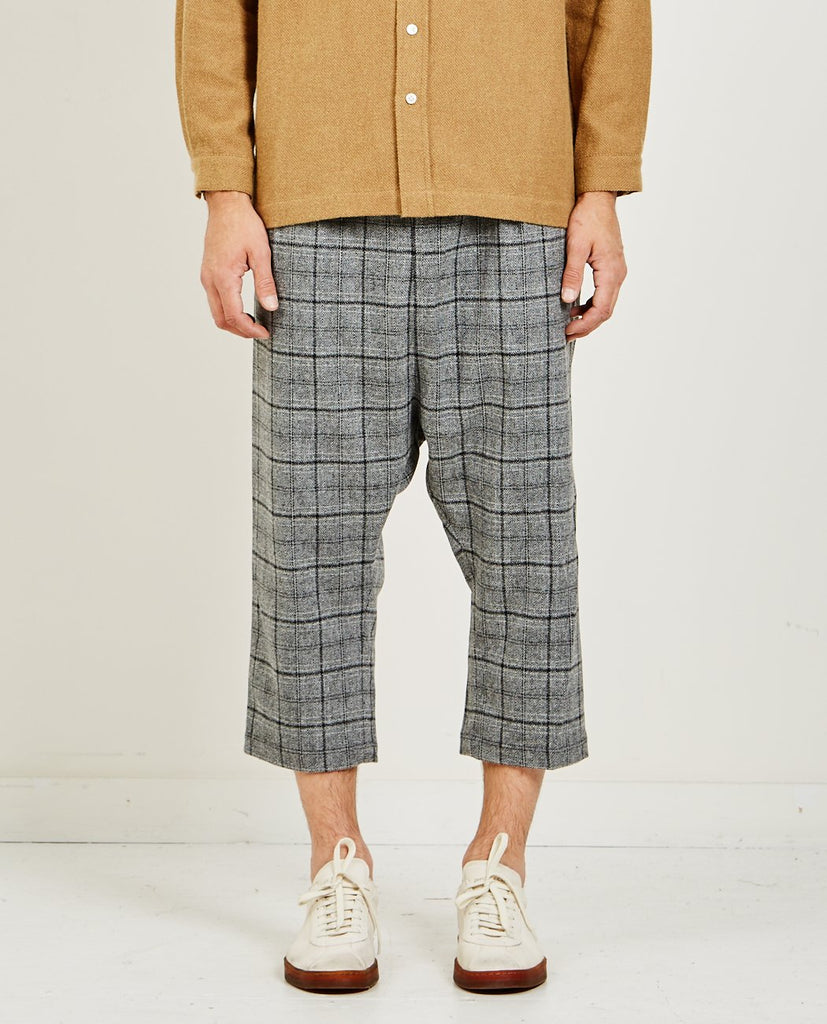 GREI NEW YORK HERMAN DROP CROP PANT