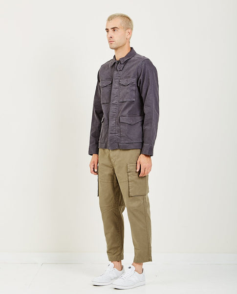ALEX MILL HERRINGBONE ARMY JACKET