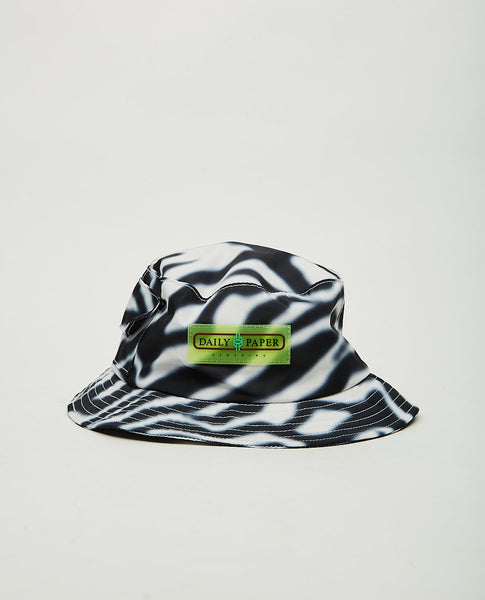 DAILY PAPER Hezup Hat Blur Zebra