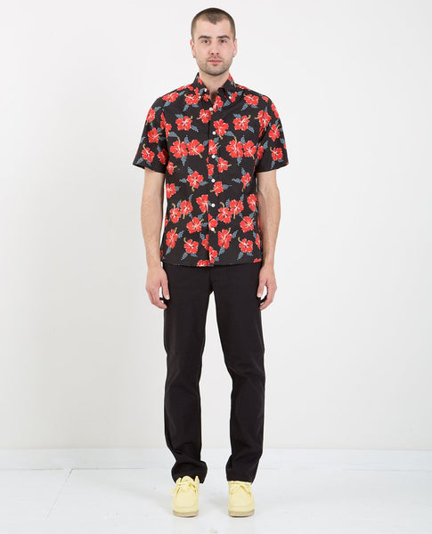AVANTI HIBISCUS TRAILS SHIRT