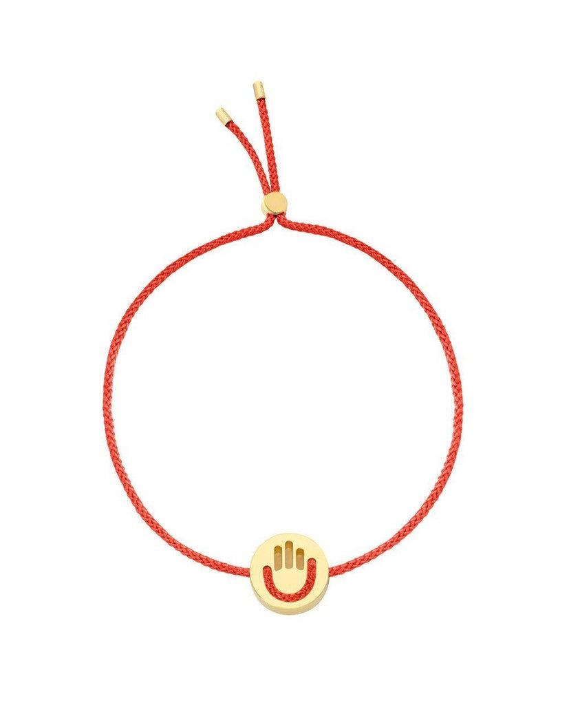 HIGH FIVE HANDS UP BRACELET-RUIFIER-American Rag Cie