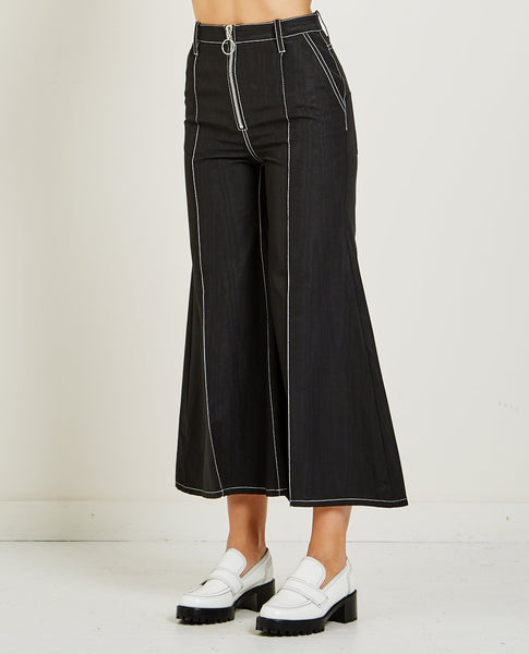 MARQUES ' ALMEIDA HIGH WAISTED FLARES