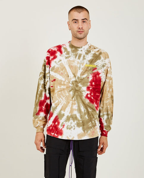 NORWOOD CHAPTERS Holi Tie Dye Tee