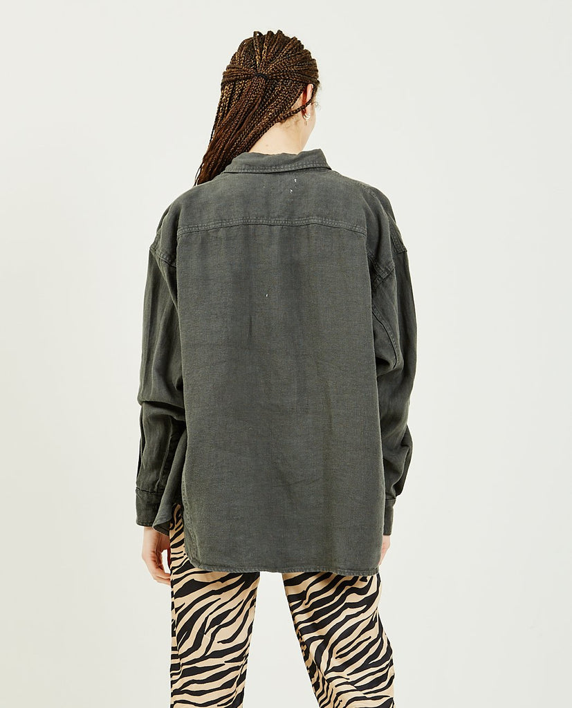OVERLOVER-Holloway LS Shirt Cool Black-Blouses-{option1]