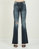HOLLY HIGH RISE FLARE MISSED CALL-HUDSON-American Rag Cie