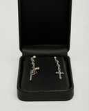 HOLY SMOKE EARRINGS-FOR THOSE WHO SIN-American Rag Cie