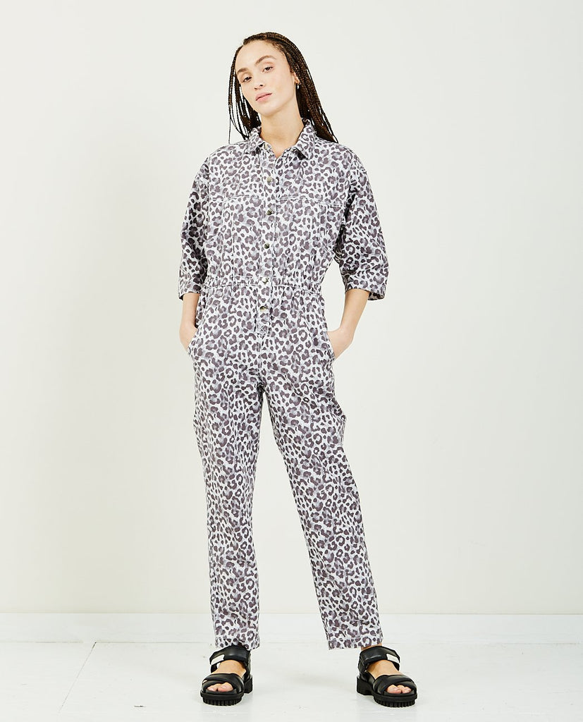 Hope Jumpsuit Lilac Leopard-OVERLOVER-American Rag Cie