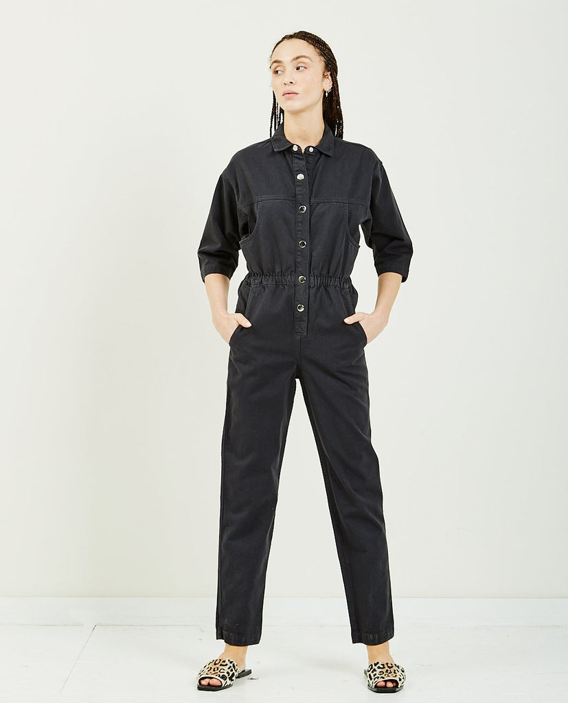 OVERLOVER-Hope Twill Jumpsuit-All-In-One-{option1]