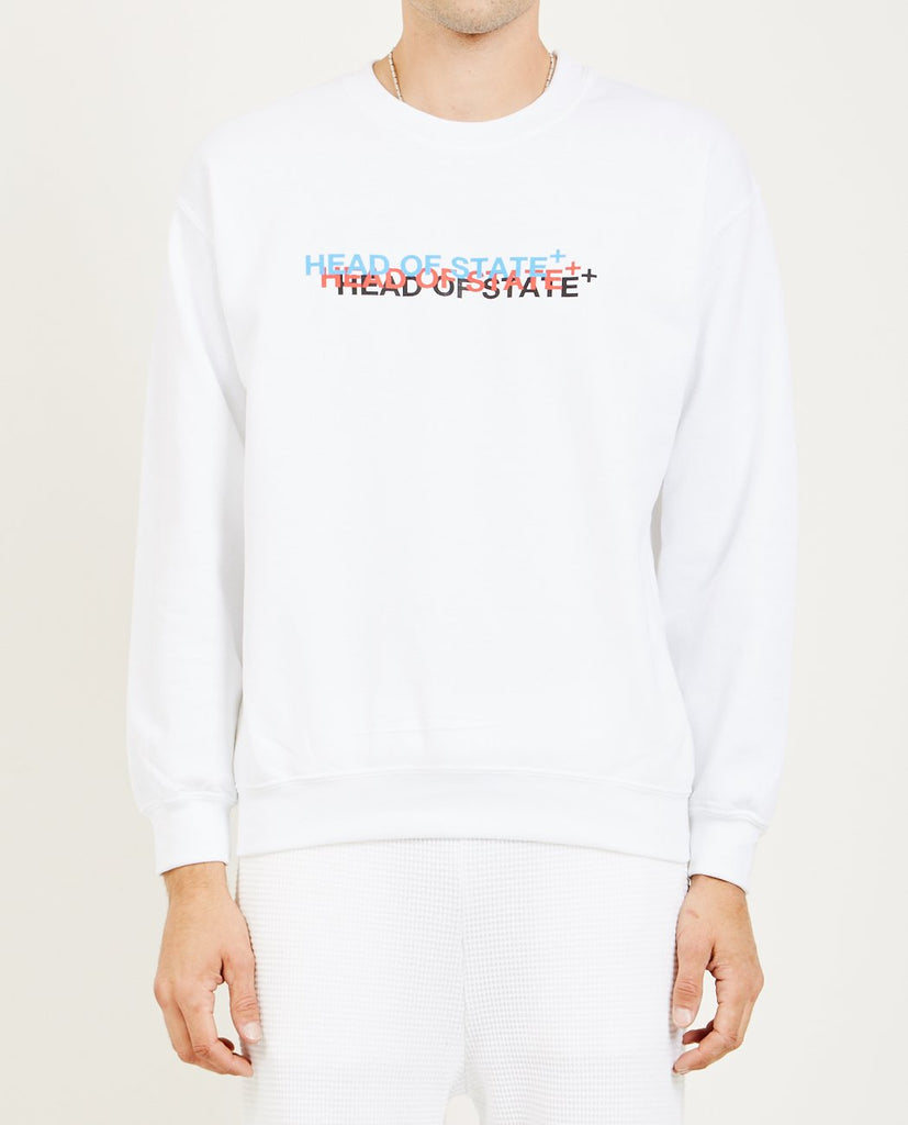 HOS SWEATSHIRT-HEAD OF STATE-American Rag Cie
