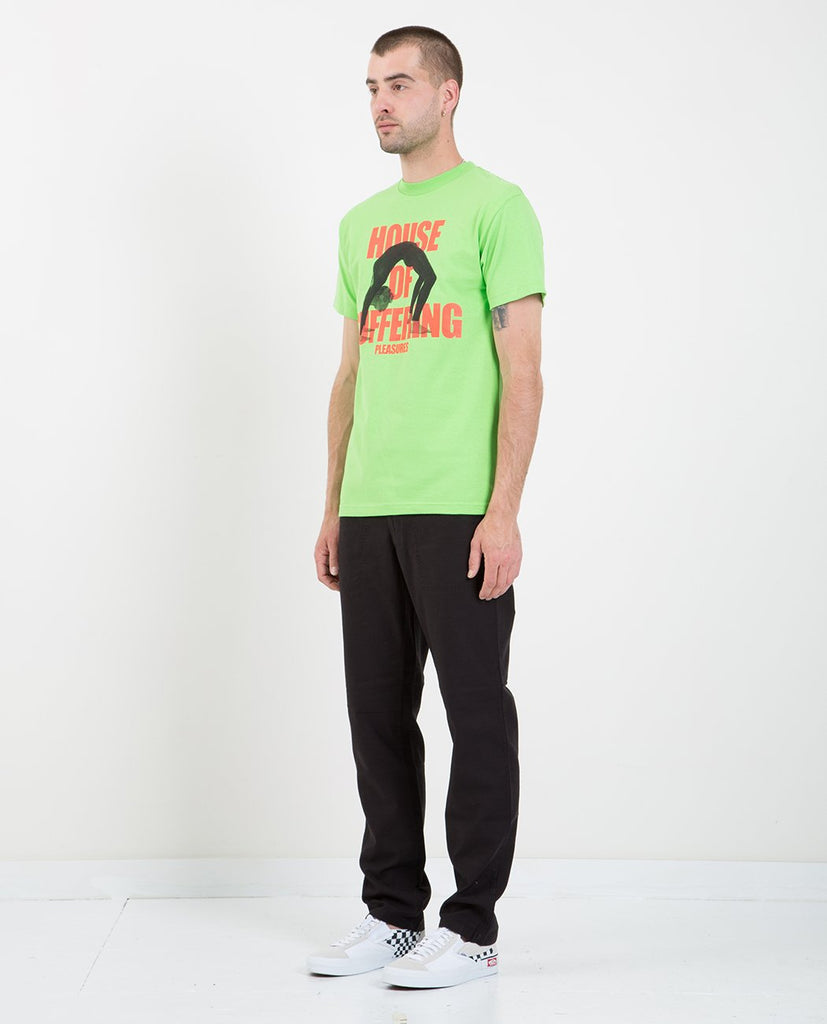 HOUSE OF SUFFERING TEE-PLEASURES-American Rag Cie