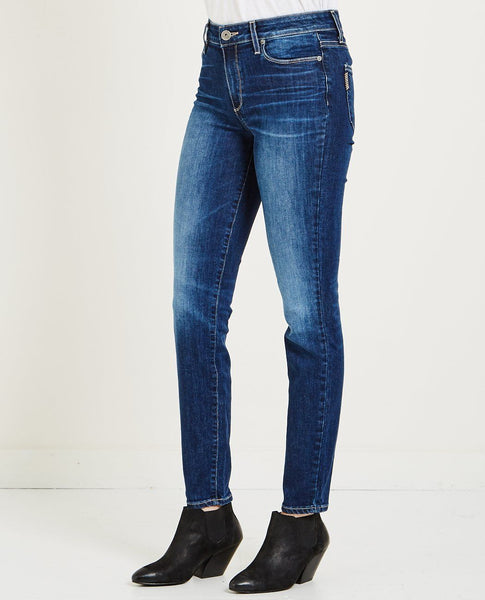 PAIGE HOXTON SKINNY ANKLE JEAN