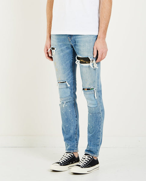 LEVI'S HULA TIME 512 SLIM TAPER JEAN