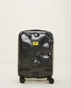 CRASH BAGGAGE-ICON CABIN 4 WHEELS BLACK-Men Bags-{option1]