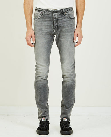 BAND OF OUTSIDERS TAPERED DENIM WITH STRAPS