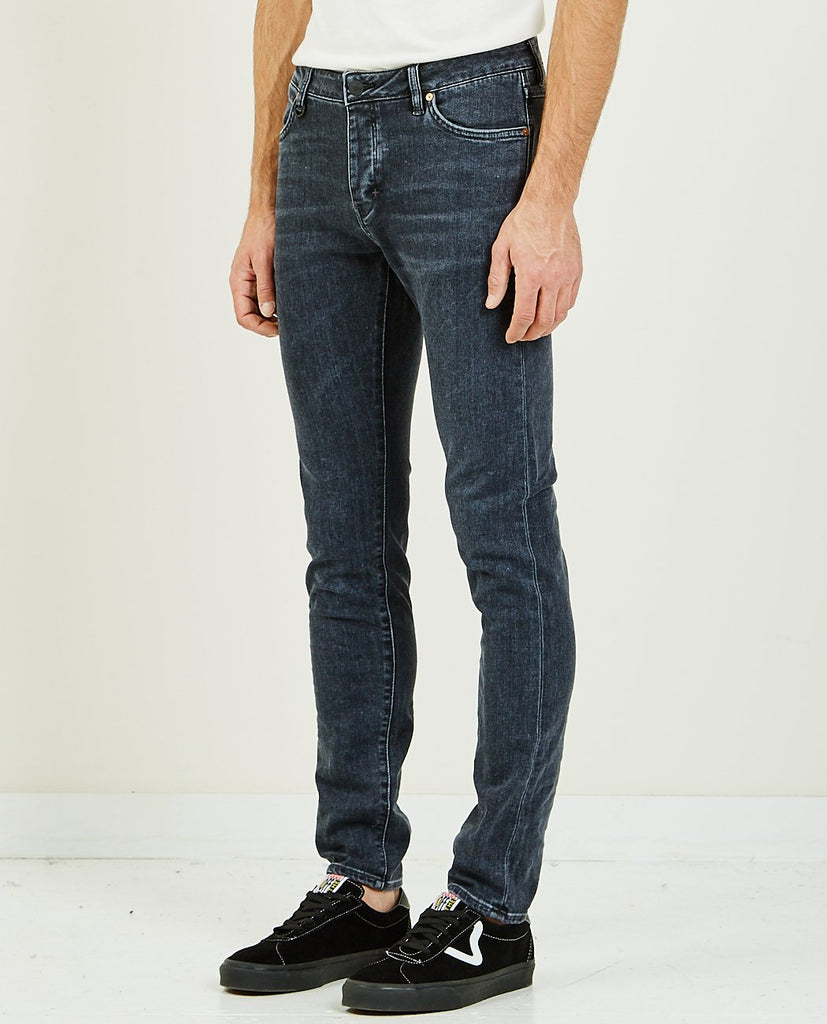 NEUW-IGGY SKINNY ZERO CLIFF BLACK-Men Skinny-{option1]