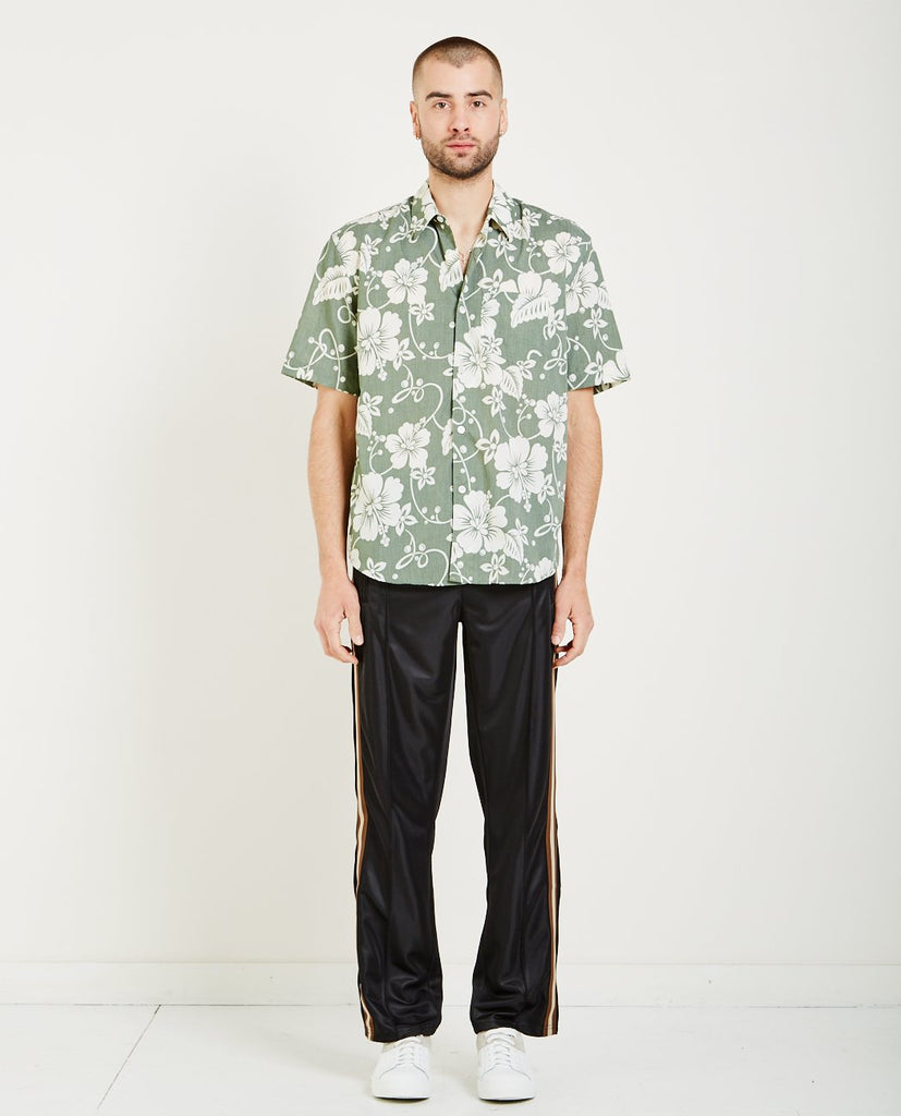INITIAL SHORT SLEEVE SHIRT-OUR LEGACY-American Rag Cie
