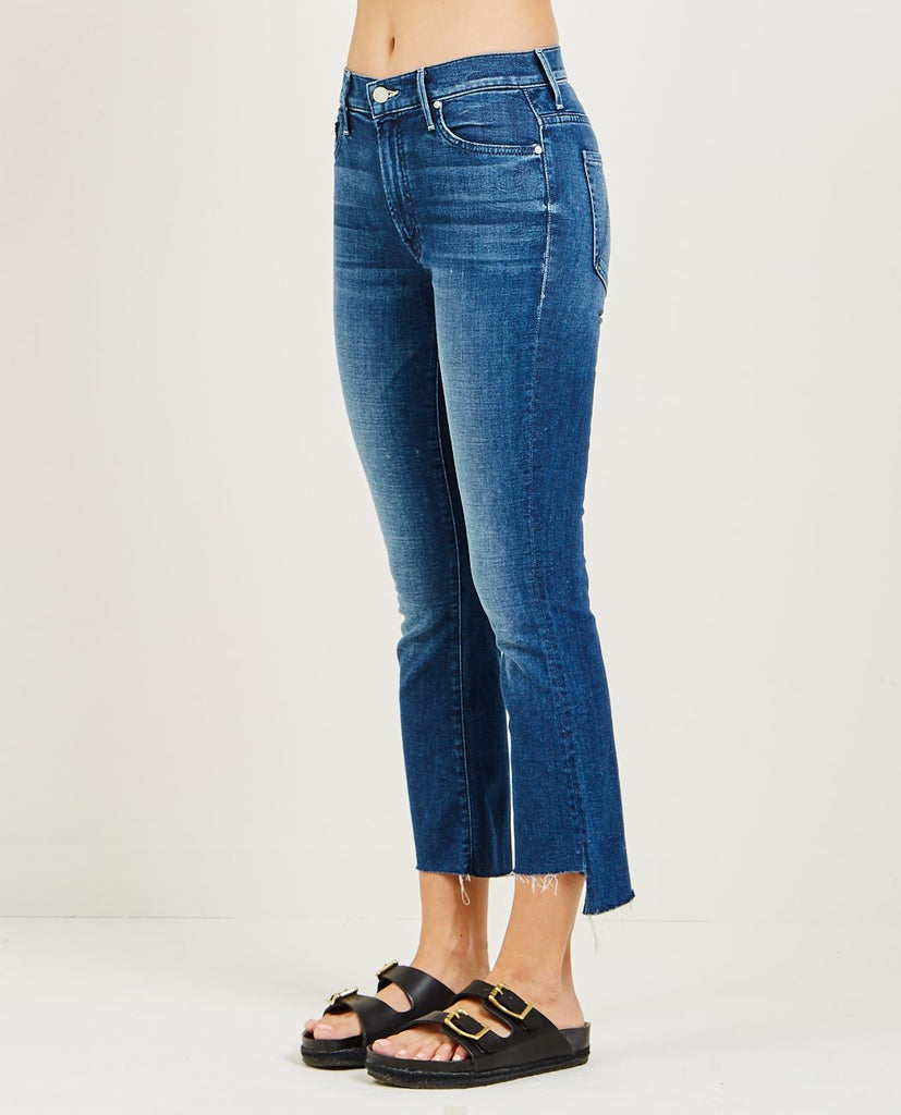 INSIDER CROP STEP FRAY JEAN THE ROYAL TREATMENT-MOTHER-American Rag Cie