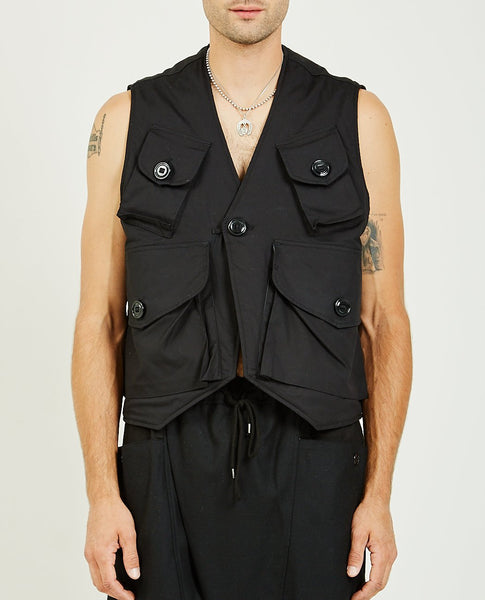 MONITALY INSULATED MILITARY VEST TYPE-C