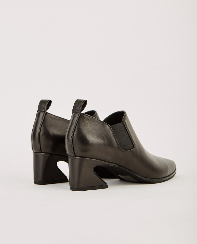 INTENTIONALLY BLANK-INTEREST HEEL-Heels + Wedges-{option1]