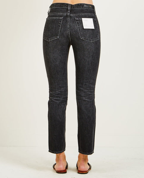 AG JEANS ISABELLE JEAN 10 YEARS CAUSTIC
