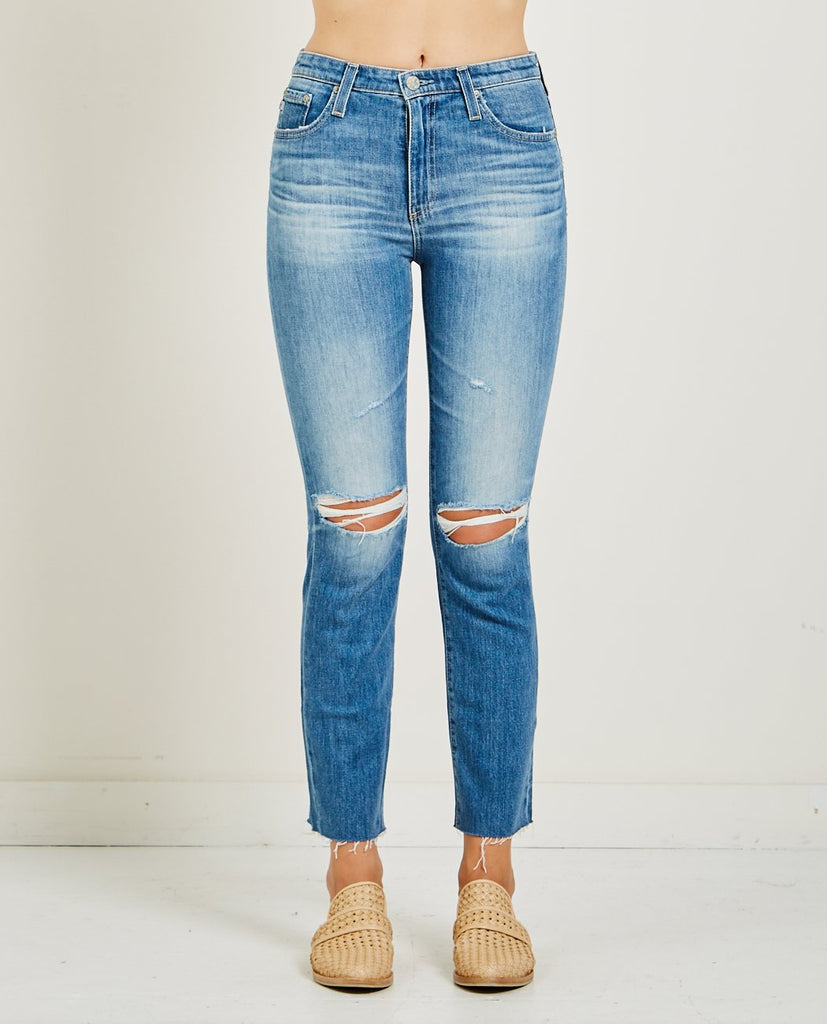 AG JEANS-ISABELLE JEAN 13 YEAR SALTWATER-Women Straight-{option1]