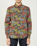 Japanese Sensu Easy Shirt-NAKED & FAMOUS-American Rag Cie