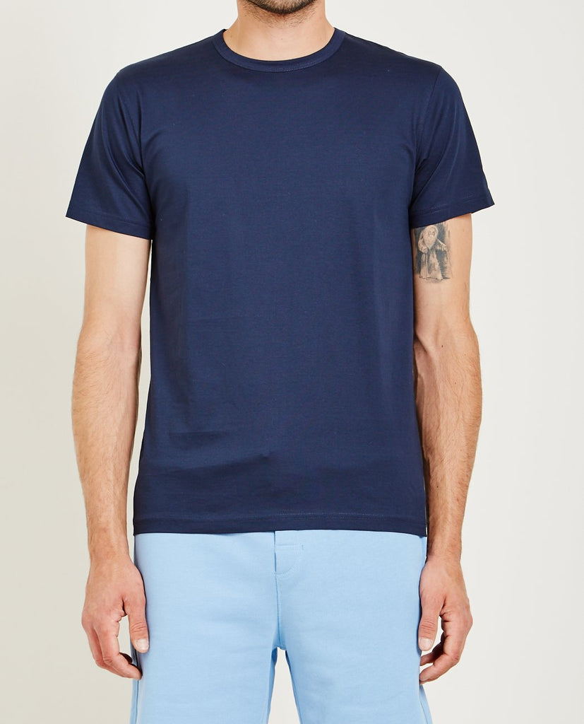 NORSE PROJECTS-JESPER MERCERIZED TEE-Men Tees + Tanks-{option1]