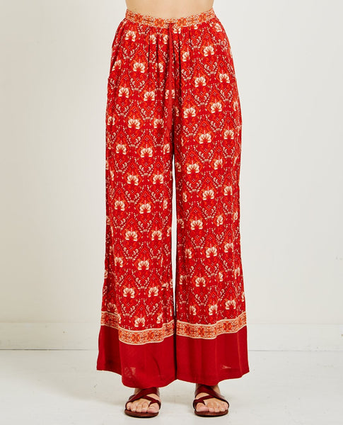 SPELL & THE GYPSY JEWEL PALAZZO PANT