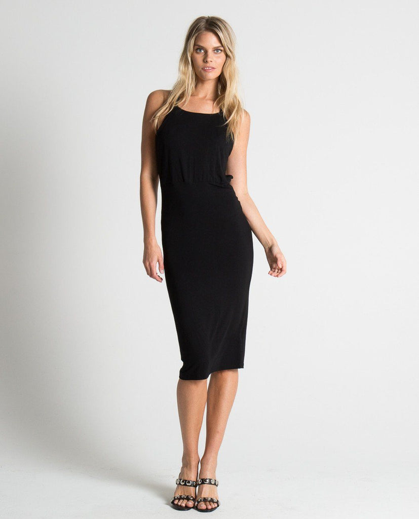 JOAN STRAP BACK DRESS-OBEY-American Rag Cie