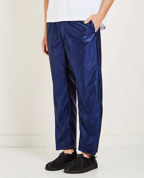 ENGINEERED GARMENTS JOG PANT POLYESTER DAZZLE NAVY